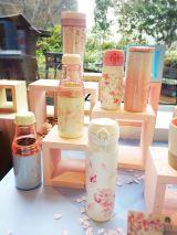 第2弾は淡い桜の色味と光の温かさをデザイン (C)oricon ME inc.