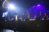 『ナイトロ・サーカス10周年ワールドツアー』の東京公演に登場したEXILE THE SECOND