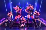 5周年・5人の新体制始動ライブ『フェアリーズLIVE2017-Synchronized-』の模様
