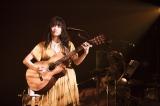 単独ライブを開催した藤原さくら 撮影:田中聖太郎