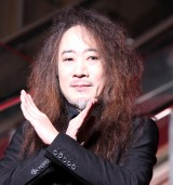 ドキュメンタリー映画『WE ARE X』の完成披露ジャパンプレミア紅カーペットイベントに出席したPATA (C)ORICON NewS inc.