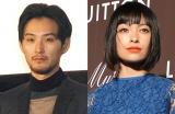 (左から)松田龍平、太田莉菜 (C)ORICON NewS inc.