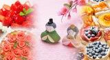 2月24日放送、NHK・BSプレミアム『スイーツ マジック』ひな祭りをテーマに、イチゴを使ったスイーツの新作に挑む(C)NHK