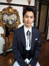 2月24日放送、NHK・BSプレミアム『スイーツ マジック』ナビゲーターを務める俳優の大野拓朗 (C)ORICON NewS inc.