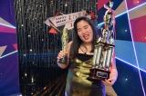 『第47回NHK上方漫才コンテスト』で優勝したゆりやんレトリィバァ