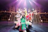 「行くぜっ!怪盗少女」=『HKT48 春の関東ツアー2017 〜本気のアイドルを見せてやる〜』初日(C)AKS