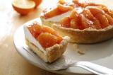 甘酸っぱい2種類のオレンジを使用した『オレンジパイ』