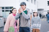 NHK Eテレ『もしもドラマ がんこちゃんは大学生』場面カット (C)NHK