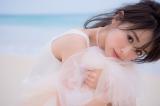 初の水着写真集『Rika!』を発売する泉里香 (C)SDP