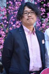 映画『ピーチガール』ひなまつりイベントに出席した神徳幸治監督 (C)ORICON NewS inc.