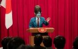 3月2日放送、NHK総合『LIFE!〜人生に捧げるコント〜』1年半ぶりに宇宙人総理が帰ってくる(C)NHK