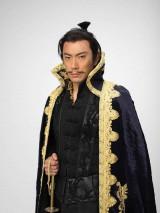 『おんな主城 直虎』で織田信長を演じることが決まった市川海老蔵 (C)NHK