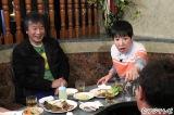 フジテレビ系バラエティ番組『ダウンタウンなう』に出演する(左から)前川清、和田アキ子