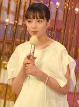 『第40回日本アカデミー賞』の授賞式に出席した広瀬すず (C)ORICON NewS inc.