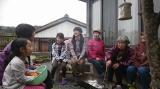 地元の人々の助けを得ながら移住生活が始まった(C)テレビ朝日