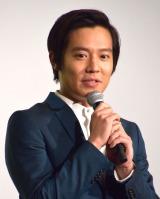映画『ハルチカ』の舞台あいさつに登壇した小出恵介 (C)ORICON NewS inc.