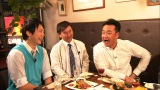 3月5日深夜放送、関西テレビ『NMBとかたるくん』かまいたち&たむらけんじ(C)関西テレビ