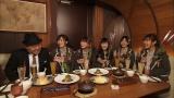 3月5日深夜放送、関西テレビ『NMBとかたるくん』吉本新喜劇座長・川畑泰史とNMB48メンバー(C)関西テレビ