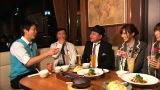 3月5日深夜放送、関西テレビ『NMBとかたるくん』かまいたち&川畑泰史(C)関西テレビ