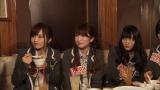 3月5日深夜放送、関西テレビ『NMBとかたるくん』さやか&アカリン&ふうちゃん(C)関西テレビ
