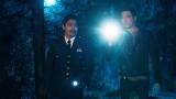 ダニエル・ヘニーが演じるマシュー・シモンズ(吹き替え声優:中川慶一)の捜査に同行(C)ABC Studios