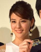 映画『しゃぼん玉』の初日舞台あいさつに登壇した藤井美菜 (C)ORICON NewS inc.