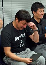 レギュラー内定に涙を浮かべて喜んだ加藤浩次 (C)ORICON NewS inc.