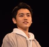 映画『君と100回目の恋』公開直前舞台あいさつに登壇した泉澤祐希 (C)ORICON NewS inc.