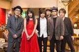 BSプレミアム『The Covers』放送100回記念、3月6日放送。ゲストは、デビュー30周年のエレファントカシマシ(C)NHK
