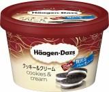 発売25周年を迎えるハーゲンダッツ ミニカップ『クッキー&クリーム』