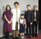 (左から)近衛はな、滝藤賢一、小山春朋、尾上菊之助、松尾貴史 (C)ORICON NewS inc.