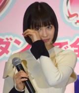 親友・大原櫻子の熱唱に涙した広瀬すず (C)ORICON NewS inc.