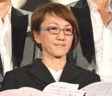 映画『彼らが本気で編むときは、』大ヒット御礼舞台あいさつに登壇した荻上直子監督 (C)ORICON NewS inc.