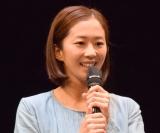 舞台『不信〜彼女が嘘をつく理由』の初日直前会見に参加した優香 (C)ORICON NewS inc.