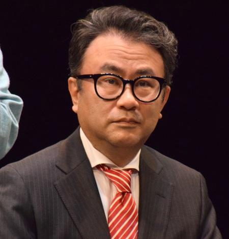 舞台『不信〜彼女が嘘をつく理由』の初日直前会見に参加した三谷幸喜 (C)ORICON NewS inc.