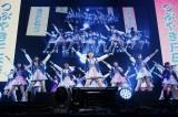 欅坂46の「二人セゾン」を披露したHKT48=『つぶやきFES 博欅場所〜GUM ROCK FES2〜』の模様
