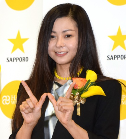 『HAPPY WOMAN FESTA 2017』のオープニングセレモニーに出席した倉木麻衣 (C)ORICON NewS inc.