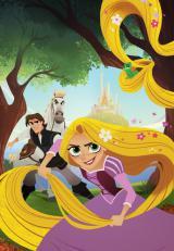 テレビスペシャル『ラプンツェル あたらしい冒険』無料BS「Dlife」で5月、日本初放送決定(C)Disney