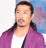 『mentos SCOUTING CHALLENGE』のオープニングイベントに出席したパンサー菅良太郎 (C)ORICON NewS inc.