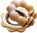 『ポン・デ・エンゼル&アーモンドチョコクリーム』(税込価格:140円)