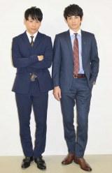 三代目 J Soul Brothers from EXILE TRIBEの山下健二郎と劇団EXILEの町田啓太がdTV×FOD(フジテレビオンデマンド)オリジナルドラマ『Love or Not』で共演 (C)ORICON NewS inc.