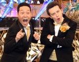 (左から)東野幸治、ウエンツ瑛士 (C)ORICON NewS inc.