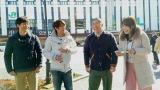 (左から)渡部建、大竹一樹、澤部佑、鷲見玲奈アナウンサー(C)テレビ東京