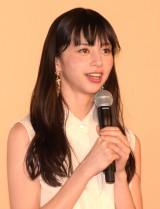映画『チア☆ダン』の初日舞台あいさつに出席した中条あやみ (C)ORICON NewS inc.
