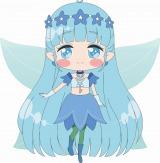 新キャラクター「りん」(C)2015,2017 SANRIO/SEGA TOY