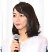 ドラマ『カルテット』(TBS)と弦楽四重奏のコラボレーションイベントに登場した吉岡里帆 (C)ORICON NewS inc.