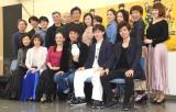 ミュージカル『紳士のための愛と殺人の手引き』公開けいこ後取材会の模様 (C)ORICON NewS inc.