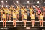 京セラドームで東日本大震災復興支援イベントを開催したNMB48(C)NMB48
