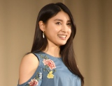 映画『PとJK』春のスペシャル交通安全イベントにサプライズで登場した土屋太鳳 (C)ORICON NewS inc.