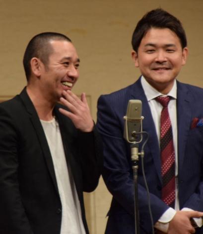 お笑いライブ『TOKYO FANTASTIC MANZAI』に出演した千鳥 (C)ORICON NewS inc.
